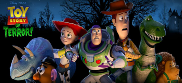 Toy Story Of Terror Is Frightfully Fun