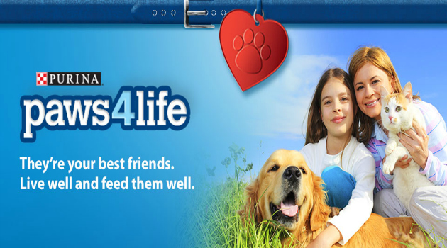 Take the Paws for Life Pledge