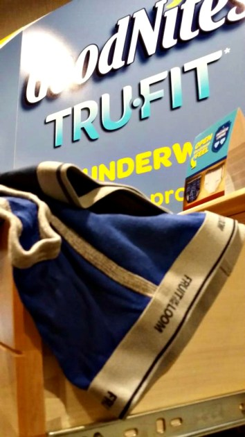 goodnites trufit undies