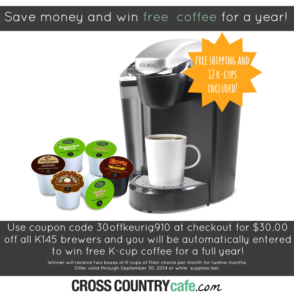 Celebrate National Coffee Day With Big Savings