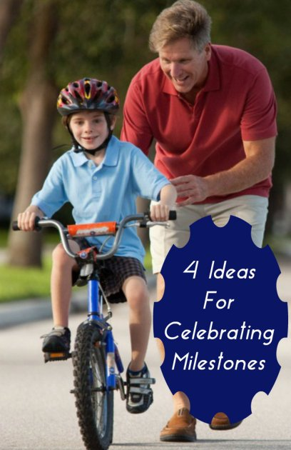 4 Ideas For Celebrating Milestones