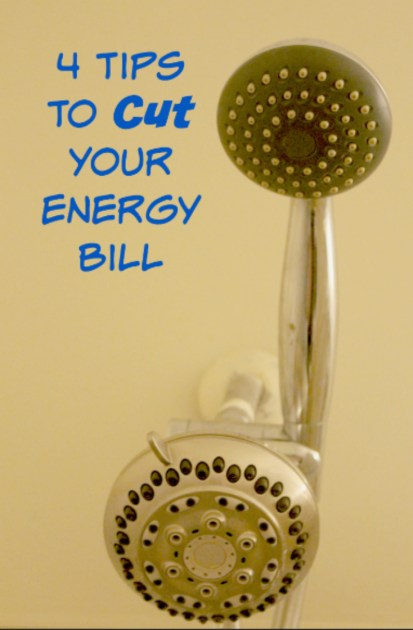 4 Tips To Cut Your Energy Bill