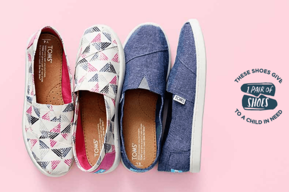 TOMS For Target: Giving Back This Holiday Season