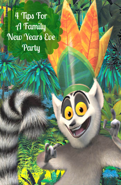 4 Tips For A Family New Years Eve Party