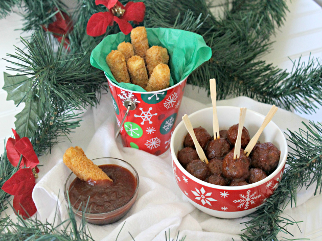 Five Food Hacks To Defrazzle Your Holiday #FarmRichHacks