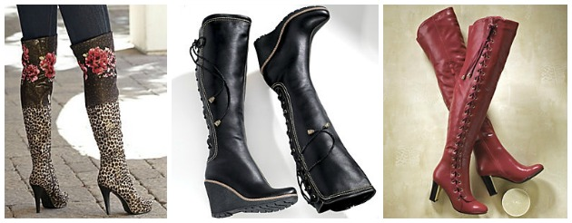 Monore and Main Boots