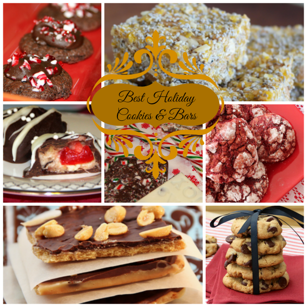 The Best Holiday Cookies And Bars