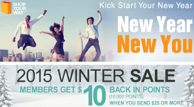Kick Off The New Year With Big Savings!