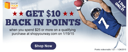 Shop Your Way Has What You Need For The Big Game And More