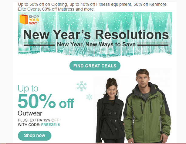 Shop You Way Has A Ton Of Best Post Holiday Deals