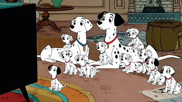 101 Dalmatians Have Been Spotted On DVD And BluRay