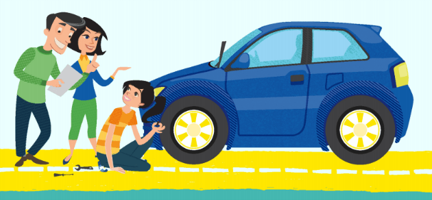 8 Safe Driving Tips For Worried Moms Of Teenage Drivers