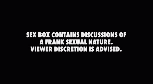 SexBox Warning