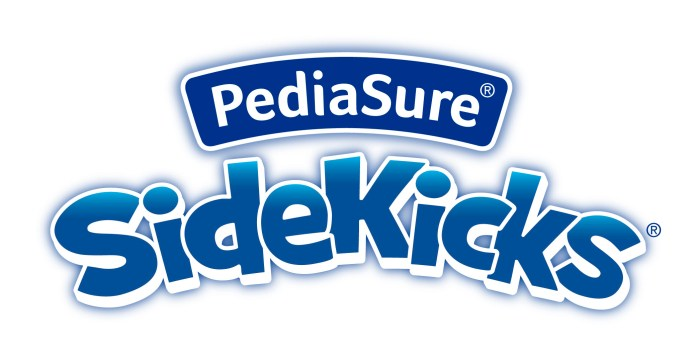 PediaSure SideKicks Logo