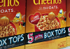 What are Box Tops for Education header