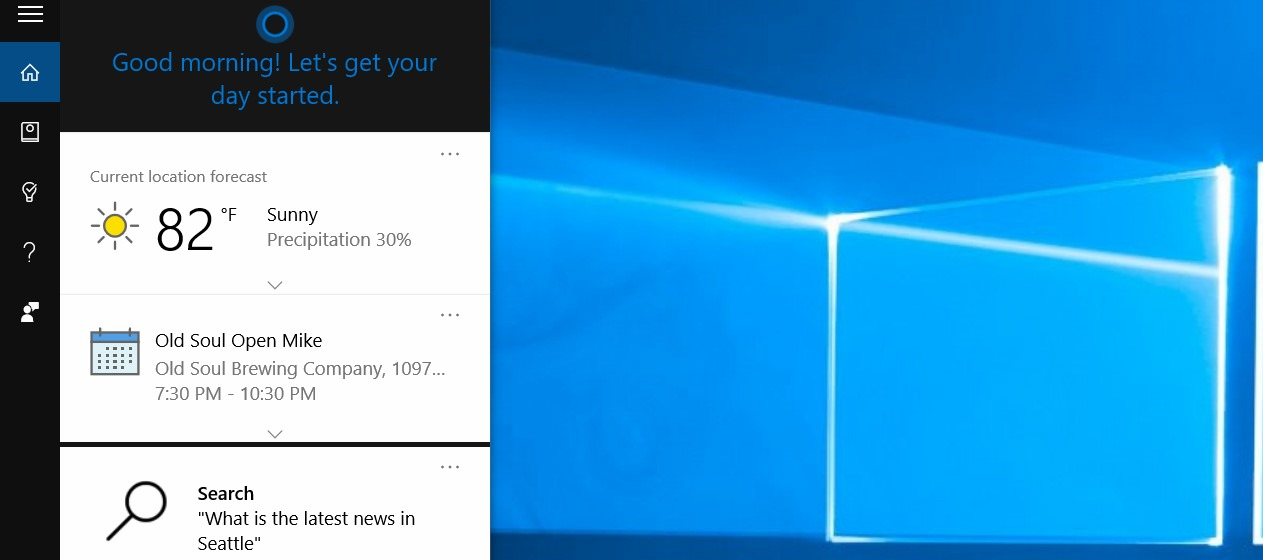 5 Ways To Use Cortana To Improve Your Life