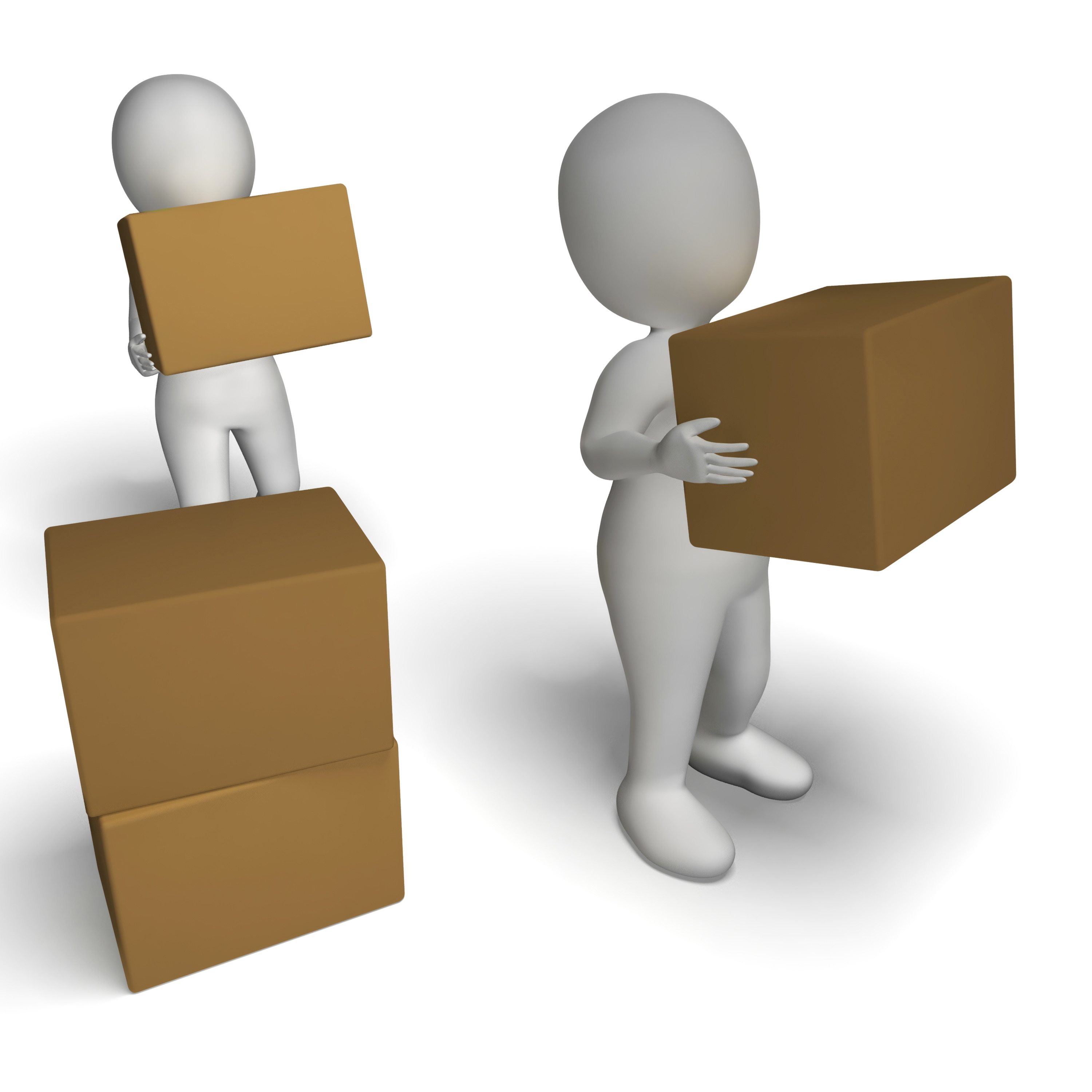 Planning An Easy Move To A New House