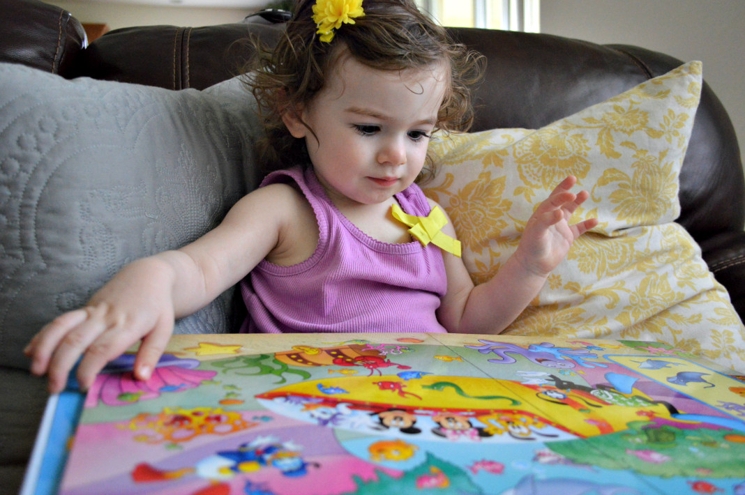 Activities for Your Independent Toddler