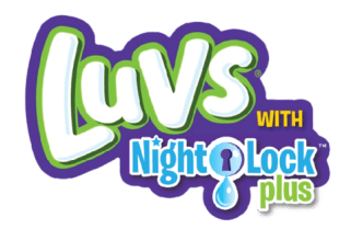 Luvs Nightlock Logo