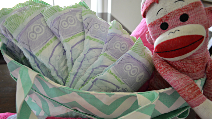 3 Ways to Save Money on Diapers