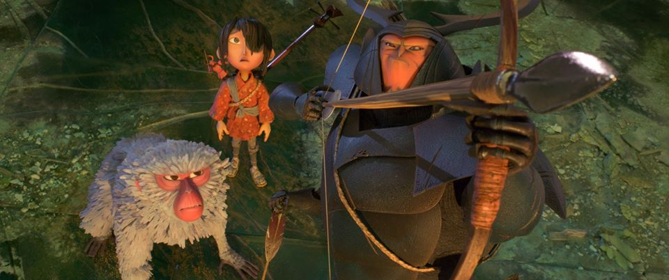 KUBO AND THE TWO STRINGS Exclusive Interview With Cast