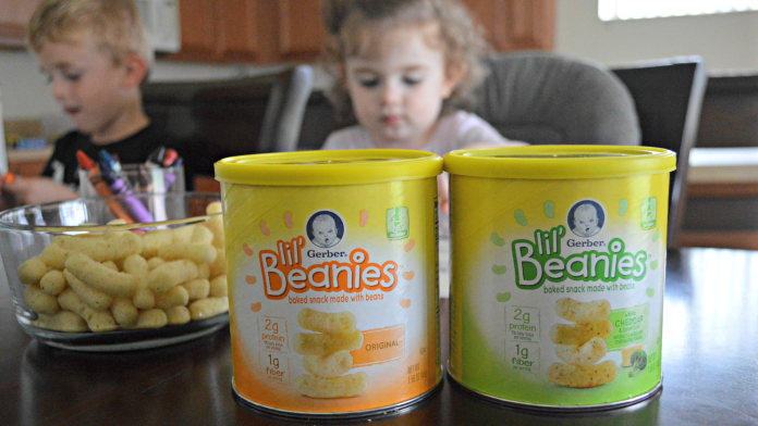 healthy snacks for picky toddlers image