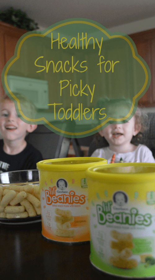 healthy snacks for picky toddlers pinnable