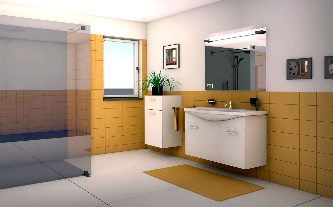 Bathroom Decorating Tips To Make The Space More Glamorous