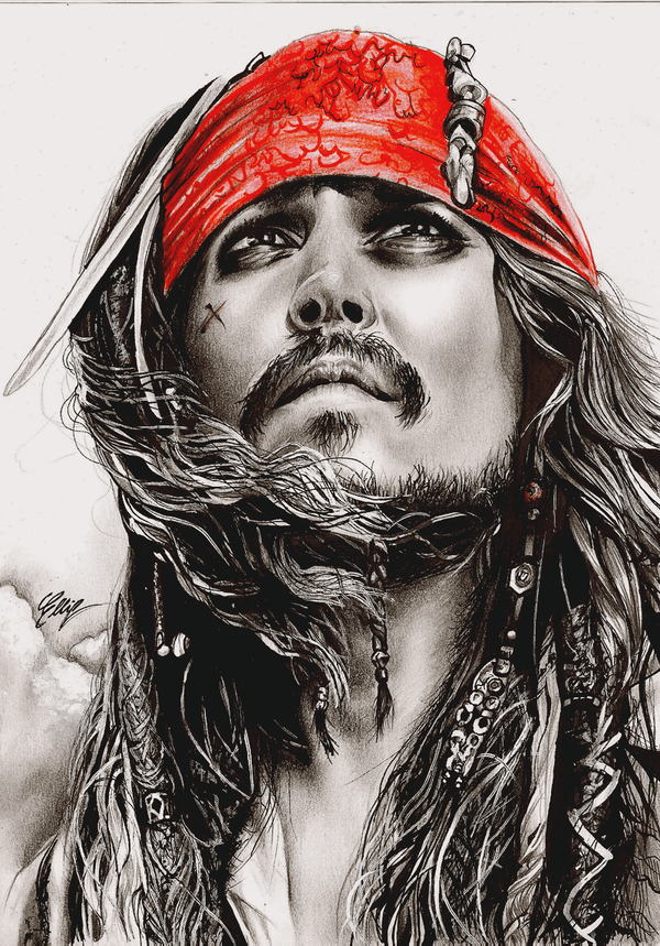 The Return of Jack Sparrow!  Dead Men Tell No Tales