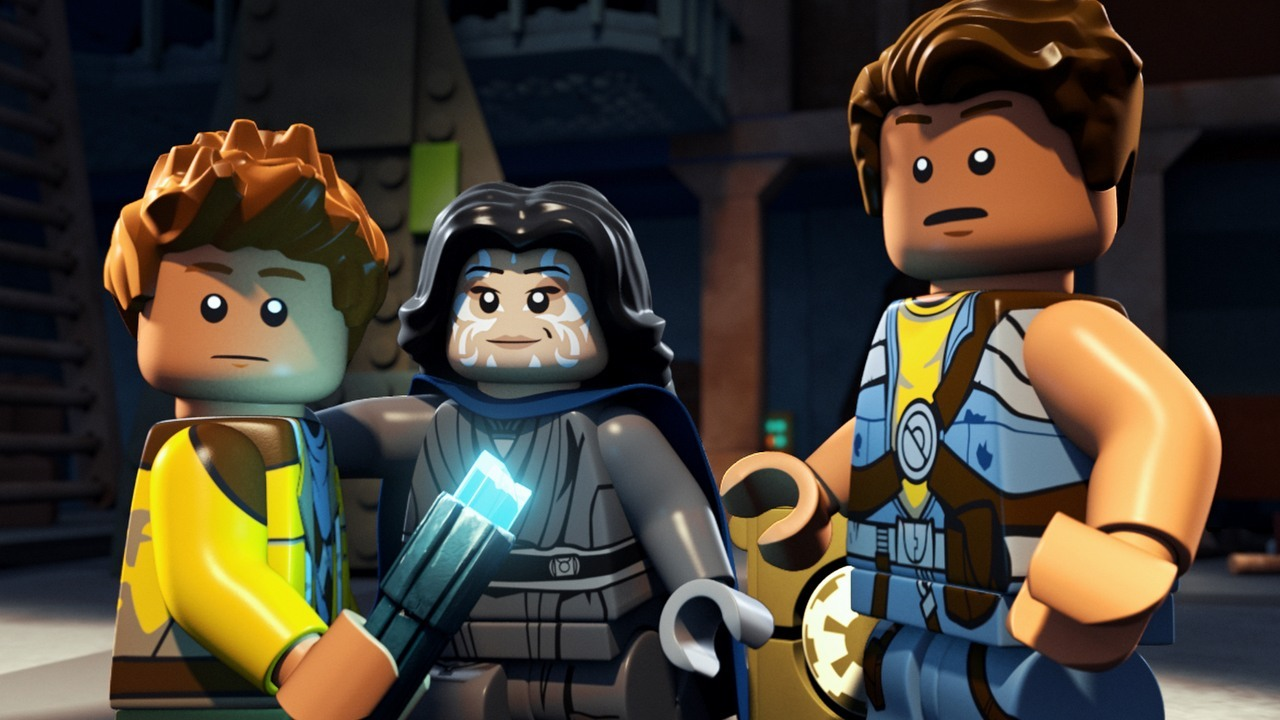 LEGO STAR WARS FREEMAKER Season One on Blu-ray Available Now