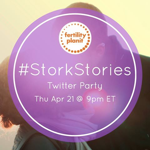 storkstories twitter party