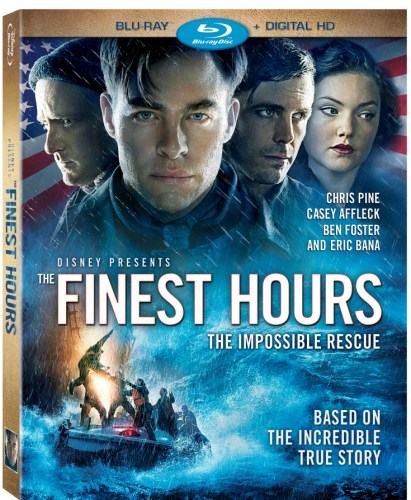 the finest hours blueray