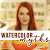 watercolor myths