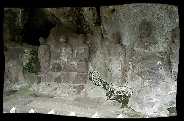九品の阿弥陀像