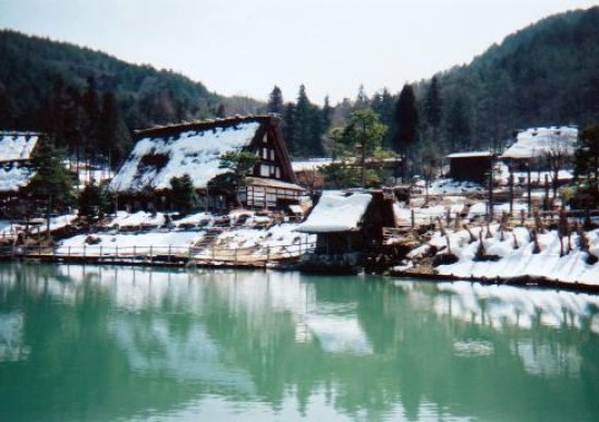 飛騨高山民俗の村