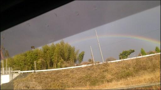 出張先の虹03