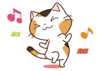 ネコ動画イラスト02