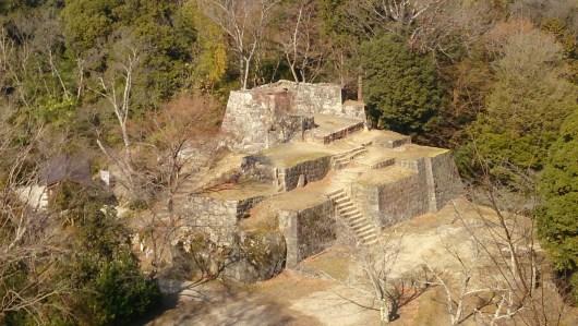 苗木城のマチュピチュ帰り01