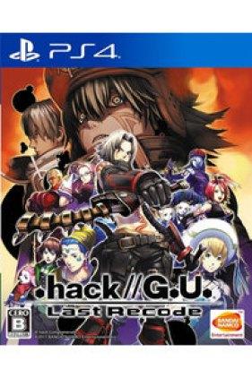 .hack.G.U.ソフト画像