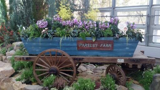 グリーンピア春日井の花台車