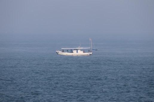 8明石海峡の船1