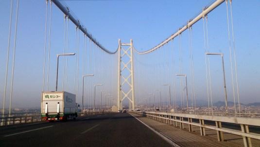 鳴門27の大鳴門橋を渡っている最中の撮影3