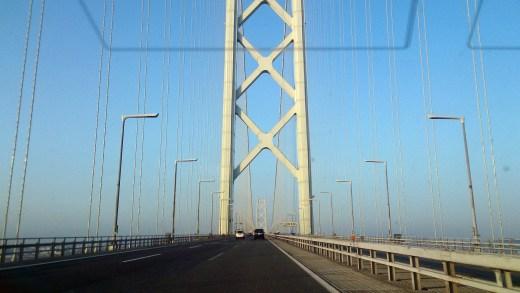 鳴門26の大鳴門橋を渡っている最中に撮影2