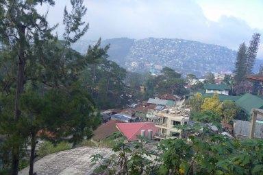 Sagada-Baguio-Manila バス乗り継ぎ