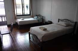 Nich Hotel の部屋は広い