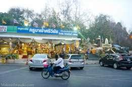 Kruba Srivichai Monument