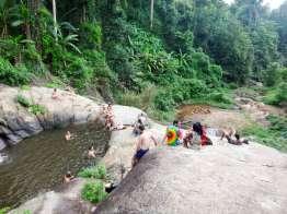 Mo Paeng Waterfall