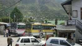 Manali Bus Station