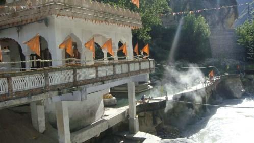 Manikaran 温泉