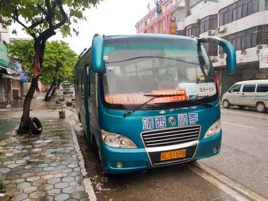 龙邦 Lóng bāng 行きバス